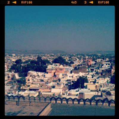 Old City, Udaipur (Taken with instagram)