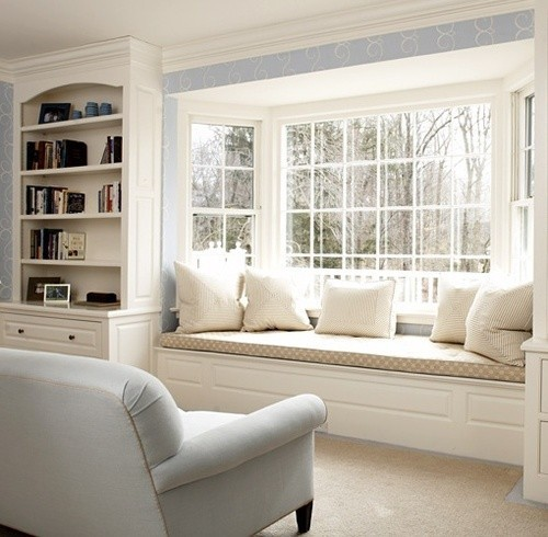 book nook and white nook