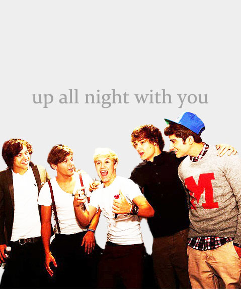 ohmygleedom:  up all night with you  one of my edits :) x fica