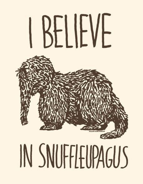 snuffleupagus was always my fave.