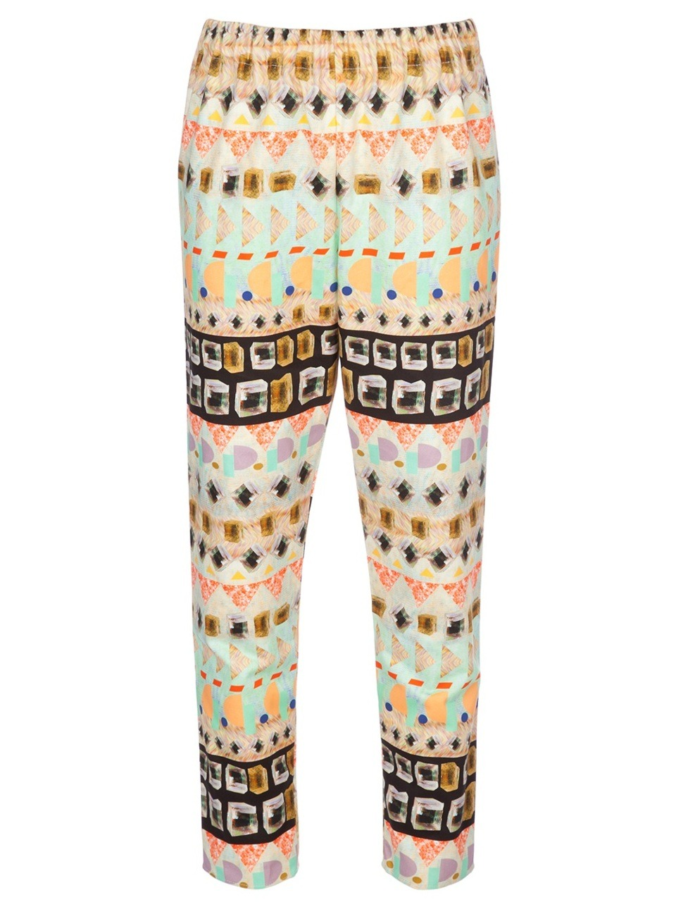 Anntian Patterned trouser