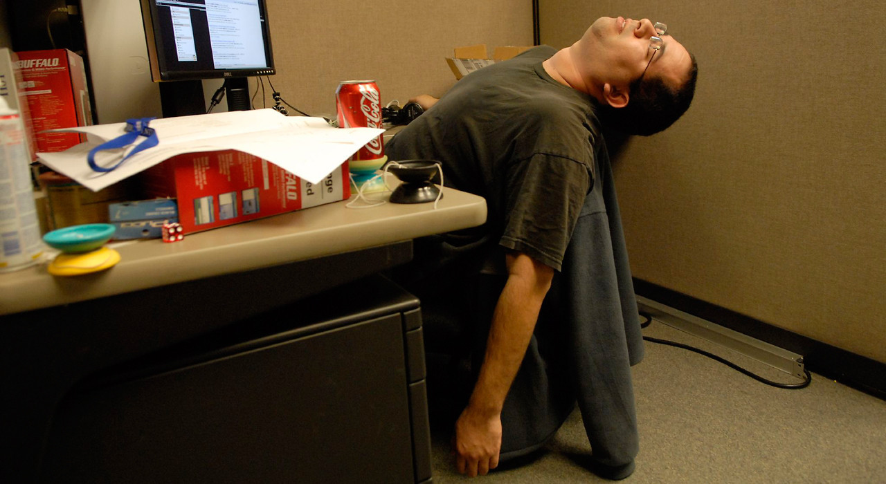 Bosses, Stop Caring If Your Employees Are At Their Desks    I love this!  It's an article that talks about scientifically proven studies that discovered people are more productive if they work on their own time.  This is everything I've been saying my entire life!  I could do a job so much better from 11-8 than I ever could from 8-5.  I hope offices start adopting this by the time I'm in the workplace.