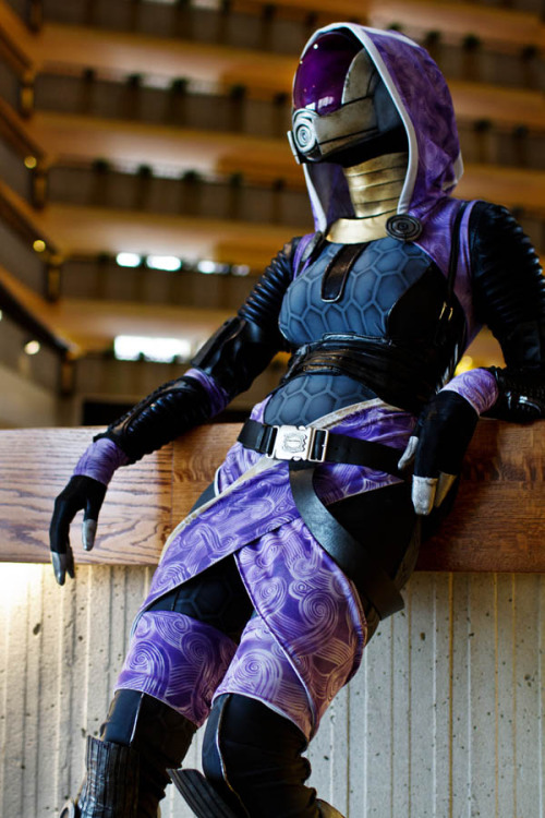 Best Tali Cosplay I've seen.