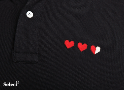 threadless:  It's polo day! Check out our new line of polos out just in time for the holidays! - Life - by Matt Leyen is available now. It's also available as a cardigan!