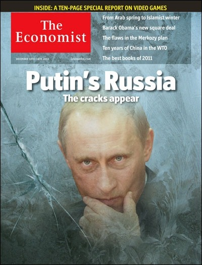 zacheverson:  theeconomist:  Tomorrow's cover today: Vladimir Putin should clean up the Kremlin and modernise the economy—for Russia's sake and for his own.  Vladimir Putin should do lots of things.  I still have a sense of his soul…