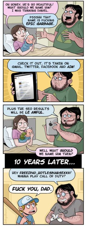 The Epic Adventures of Internet Dad [click to share]