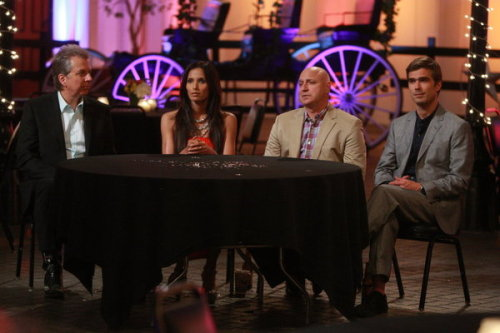 "Top Chef 9.6 recap: Cue the ""Dallas"" theme music From the post:  This couldn't be a more appropriate episode for me to pinch-hit recap  for Christine Van Dusen (whose issue-laden Samsung TV currently sits in a  Marietta repair shop). I worked as the dining critic at the Dallas Morning News in 2007 and 2008, so the terrain on this stretch of Top Chef: Texas looks mighty familiar. From the balcony views, it appears that Bravo  has housed the cheftestants in the Uptown neighborhood, roughly the  Dallas equivalent of Atlanta's Midtown.  Read Bill Addison's recap"