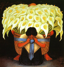 Happy Birthday, Diego Rivera 125 <3