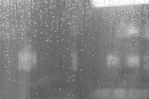 Rain at the Window, Leeds - 08/12/11