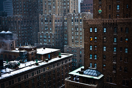 Manhattan, by Chris Halford via jaune