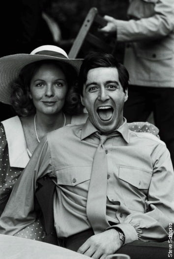 Diane keaton & Al PacinoThe Godfather, 1972