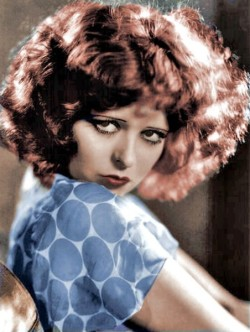 retrogasm:   Clara Bow Night