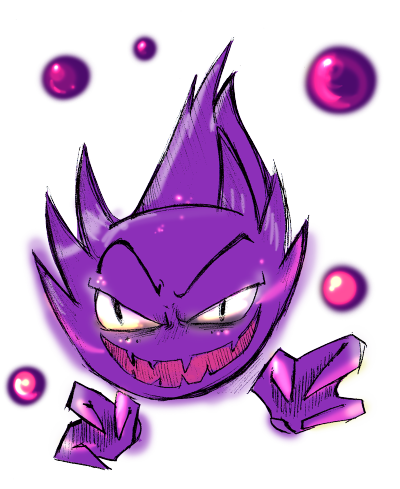 Day 8 Ghost Haunter- :'D