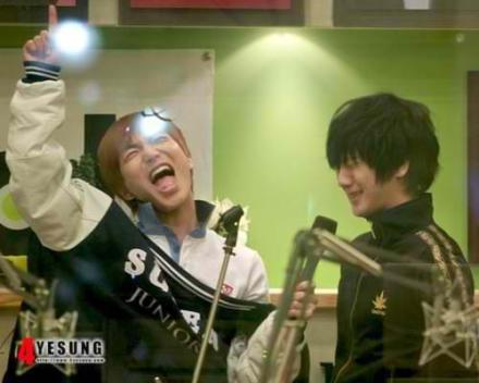 lol yeteuk are so XD