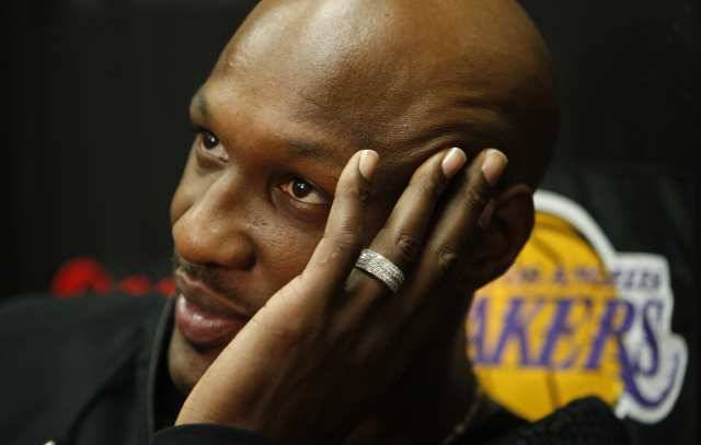 """I guess that means I'm a Laker if the trade didn't go through. I don't know what to do for the Lakers. I'm even weirded out by the league doing what they did. I don't know what to do.  Imagine how Pau [Gasol] feels. Pau came to the Lakers and played here for four years, went to the Finals and lost, won two NBA championships and then got swept [by the Dallas Mavericks this year]. Wow! Imagine how he must feel.  Man, I'm just in total disbelief about all of this. They don't want my services, for whatever reason. I don't know what I'm supposed to do. I was proud to be a Laker, so I'll try to help them in the process as much as possible."" - Lamar Odom on the current trade/non-trade situation between the Lakers & Hornets."