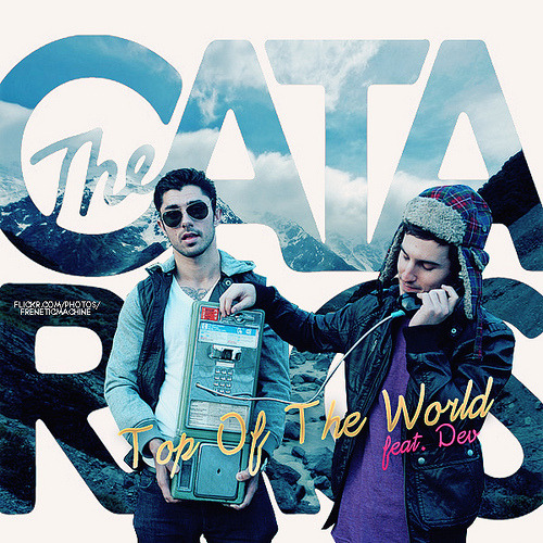 """Its the Cataracs"""