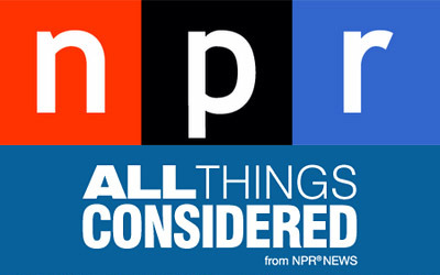 NPR's Weekend Edition Sunday host, Audie Cornish will be temporarily hosting All Things Considered until Michele Norris returns.