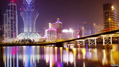 Places I'd like to visit #332:  Macau, China