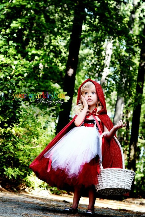 presh red-riding-hood