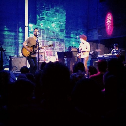 #Pickwick #sellout as in sell-out show #seattle (Taken with Instagram at Neptune Theatre)