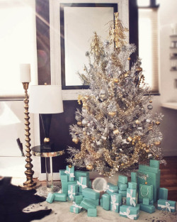 coastalrain:  I wish my christmas tree looked like this on christmas day