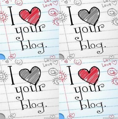 I Love You Blogger..