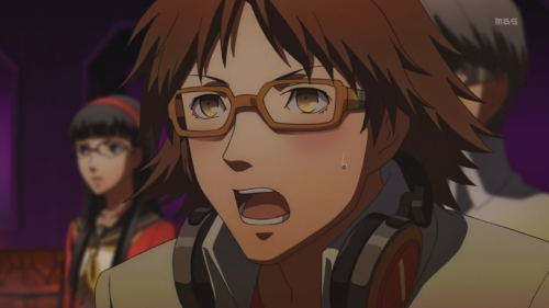 The many faces of Yosuke Hanamura - Episode 10! I got less than usual but at least more than I did during Shadow Yukiko awww yeaaaah