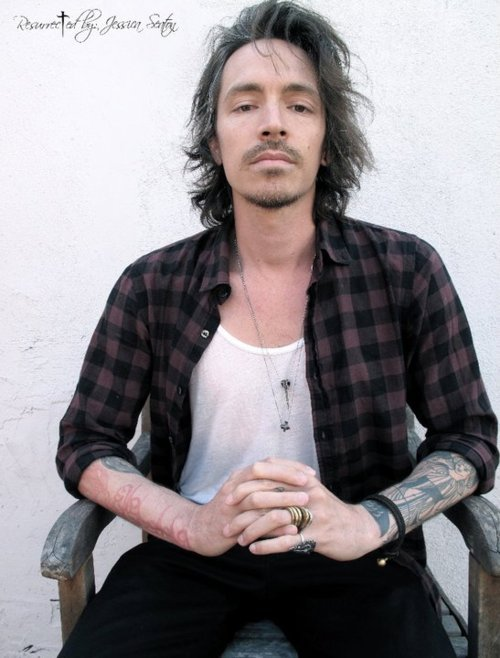 "30 day Incubus challenge Day 16: Your favorite member of Incubus. Every one of them is beyond awesome, but how can my favorite not be Brandon Boyd? Some people are just so charismatic that, without even trying, they reach out through the camera, or through the radio, or from the stage, and grab hold of you and shake you up until you don't know what universe you're in, and suddenly you wake up and think, ""What in the hell was that?"" Even when he was really young and spouting off some adolescent nonsense, or lately when he's been looking a bit gnarly and making public appearances in shirts you wouldn't even give to Good Will, there's something there that prevents you from being anything but fascinated. The boy can't help it."
