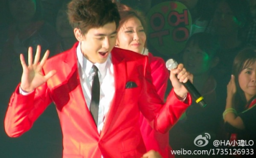 [ADDMORE] Nichkhun 2PM Arena Tour cr: as tagged - via gladyzkhun Lils
