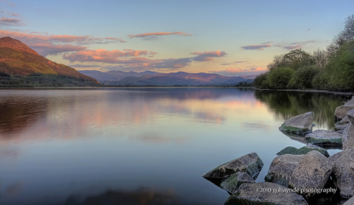 on lake bassenthwaite on Flickr.