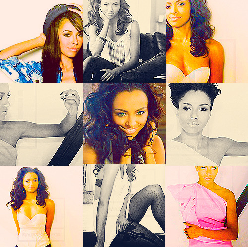 57 ultra-beautiful queens  ▫ Kat Graham
