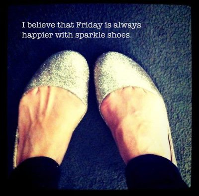 TRUTH ^ Love 'em. HAPPY FREAKING FRIDAY!  and Yep. I'd wear that