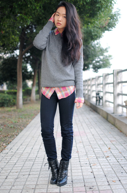 what-do-i-wear:  (image:meijia)
