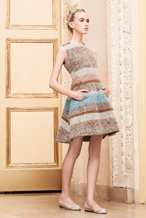 vogue:  Thakoon Pre-Fall 2012 Photo: Courtesy of ThakoonVisit Vogue.com for the full collection and review.
