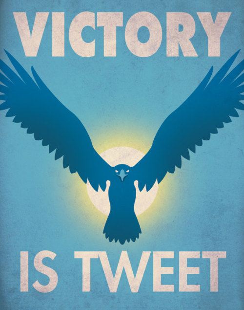 laughingsquid:  Tech Company War Propaganda Posters