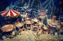 Christmas is here! :) the-world-through-my-own-lens:  Miniature.