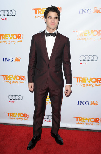 Darren Criss winning in Hollywood. Brought to you by The Week in Style.