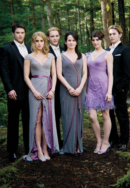 The Cullens | Breaking Dawn Part 1