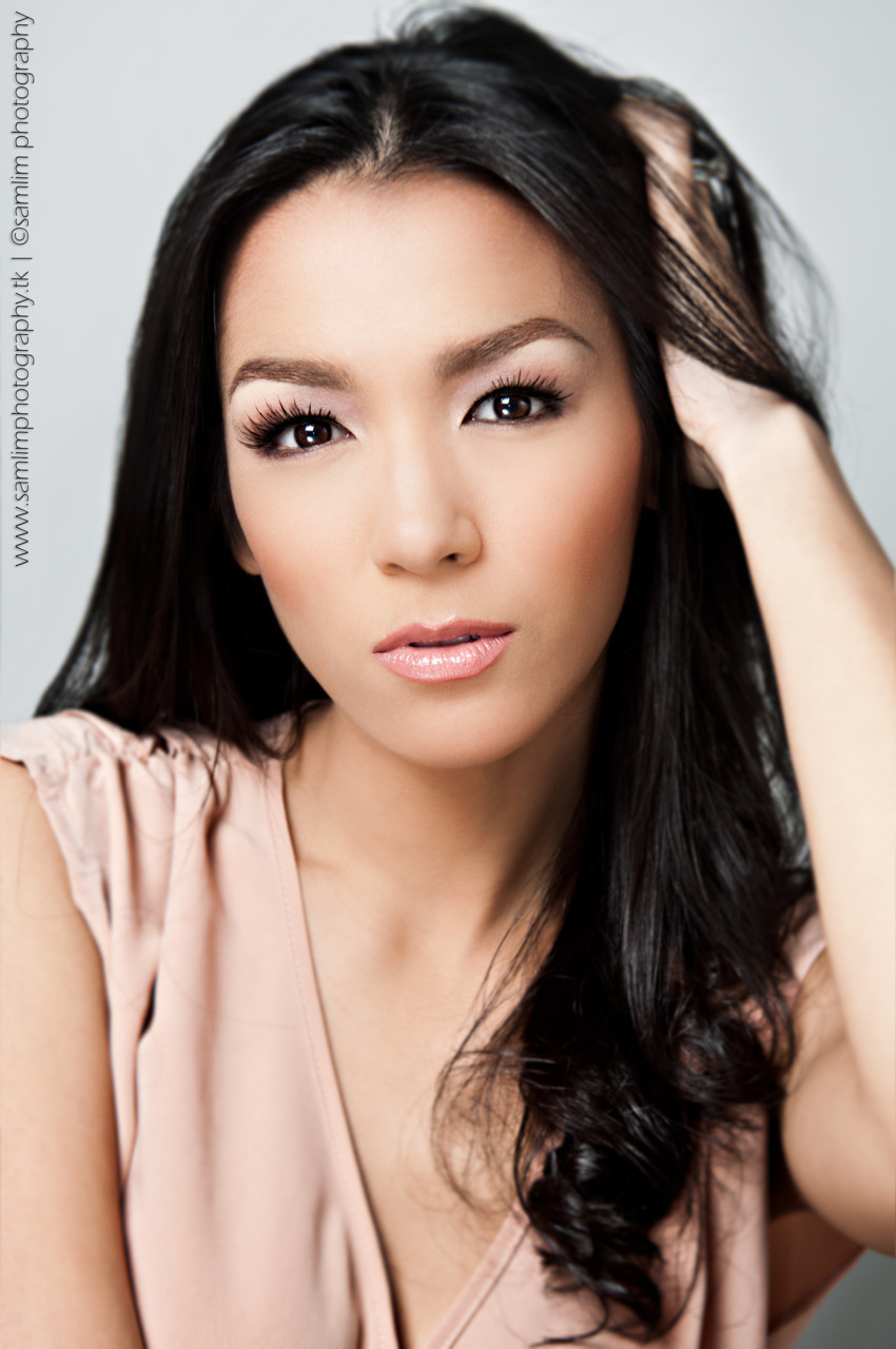 Anielle Santos  Photographed by Sam Lim