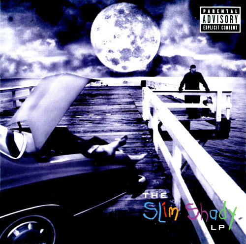 The Slim Shady LP is the second studio album by American rapper Eminem, released on February 23, 1999. It is his major-label debut, and was released under Dr. Dre's Aftermath Entertainment, and Web Records.