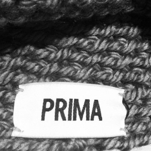First product with my new PRIMA tag (Taken with instagram)