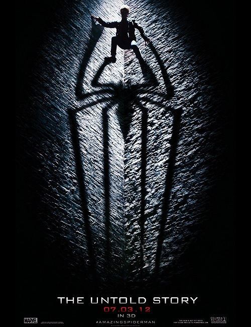 'The Amazing Spider-Man (2012)'  Teaser Poster