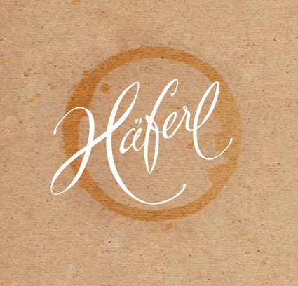 do the häferl - handlettering