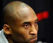 Kobe, any thoughts today on seeing Pau & Lamar at the Laker facilities, rather than Chris Paul? How about the emotions running through your head as you watched Mike Brown run training camp, rather than Phil Jackson?