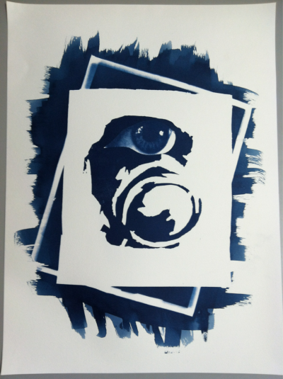 First cyanotype!