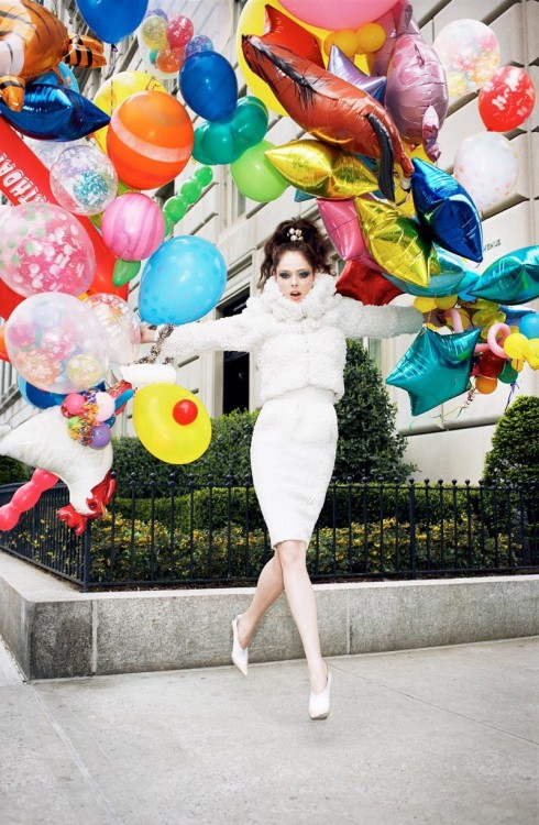 1010woodland:  coco rocha by arthur elgort for vogue nippon 2008