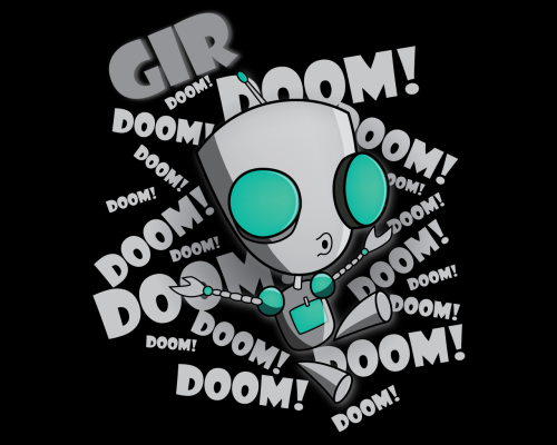 doom do doom doom dooom… i luveded yuh