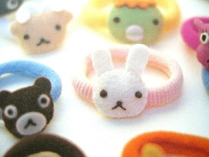 Talking about cute handmade stuff! check this out!, this amazing hair bands! :D!