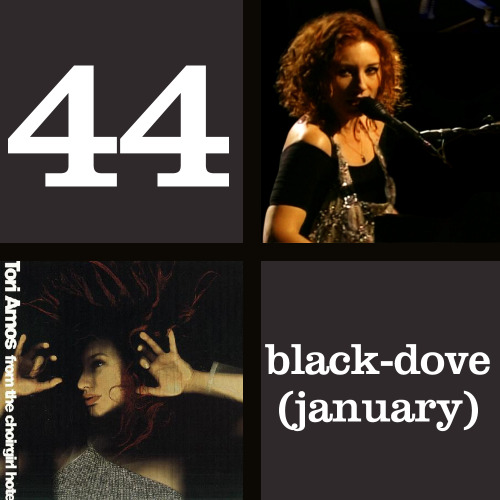 #44 Black-Dove (January) facebook twitter