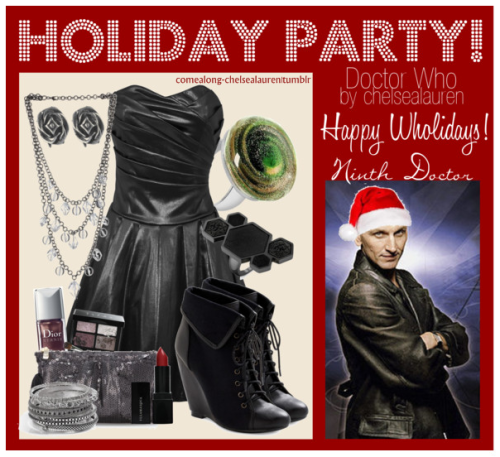 The Doctor (9) - Wholiday Party! - | Doctor Who - Click here!